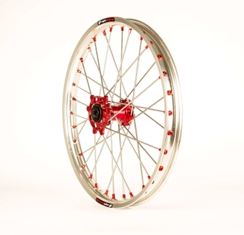 G2 Proseries rear wheel with D.I.D rims