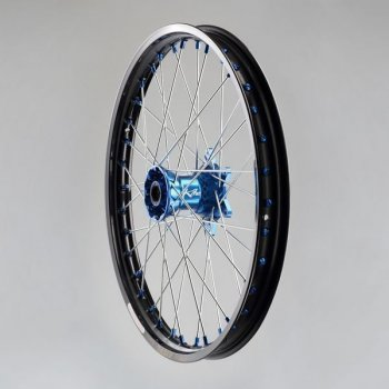 "Kite Elite Wheelset Black ENDURO/MX 21""+18""/19"" for YAMAHA"
